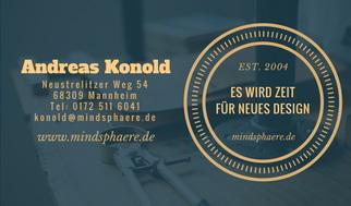 Drucksachen Printdesign Andreas Konold Mediengestaltung
